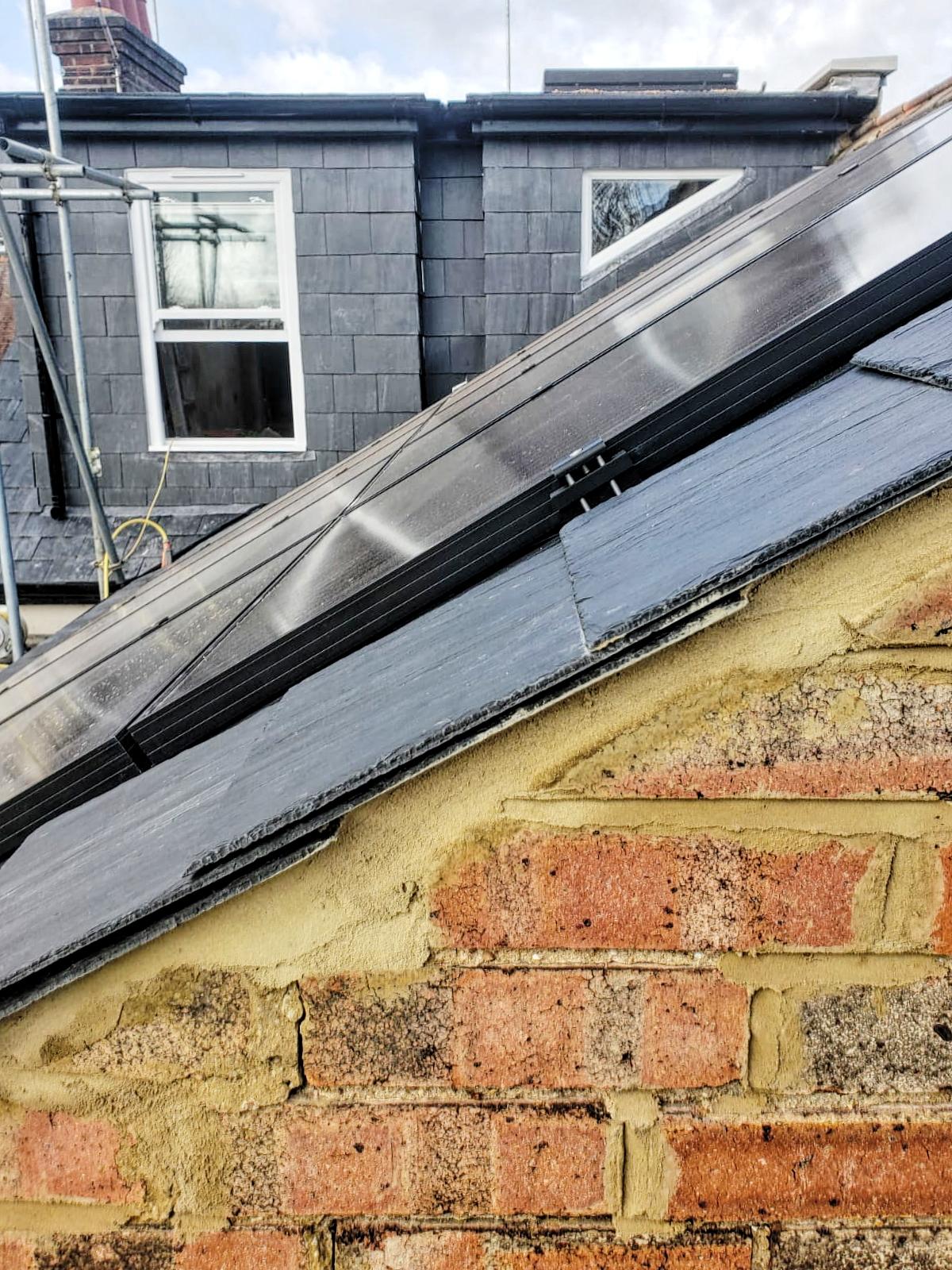 St. Albans Loft conversion, solar panels and roof refurbishment