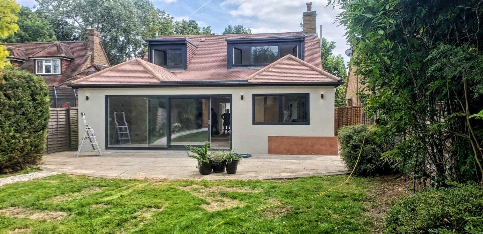 bungalow conversion house refurbishment home renovation construction company London